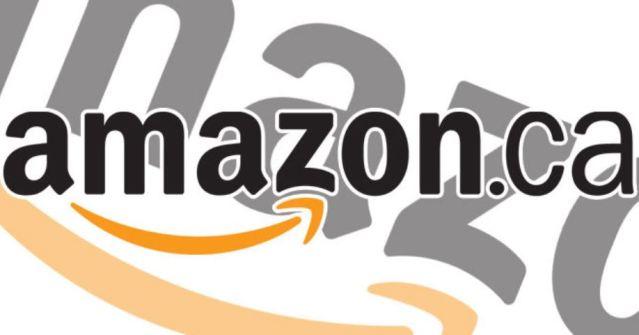 Amazon Login Canada