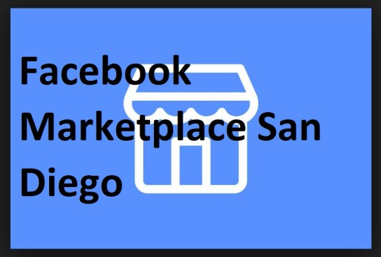 Facebook Marketplace San Diego