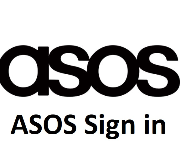 ASOS Sign in Via Facebook