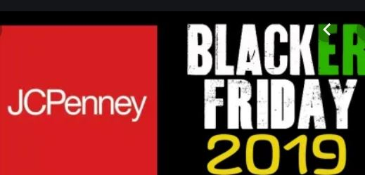 JCPenny Black Friday 2019 Deals, Sales and Tips