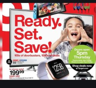 Target Black Friday 2019 Shopping Tips - Target REDcard