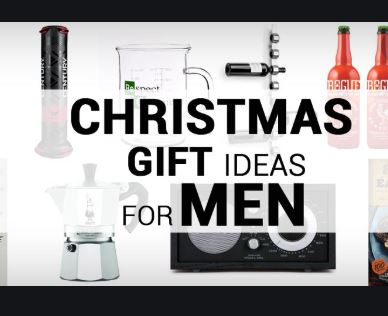 Mens Christmas Gifts - Best Gifts for men 2019
