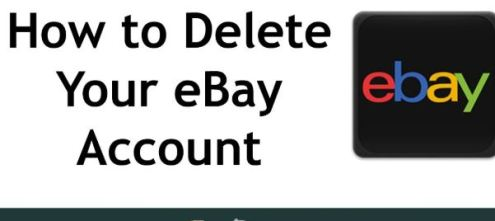 How To Delete eBay Account |  Close or Delete My eBay Permanently