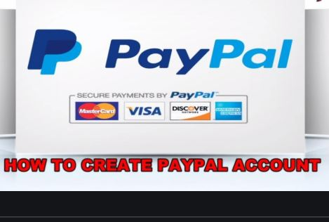 PayPal Create Account | Create a PayPal Account | Sign Up for Free