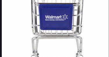 Walmart Cart   How to Empty Walmart Cart - Order