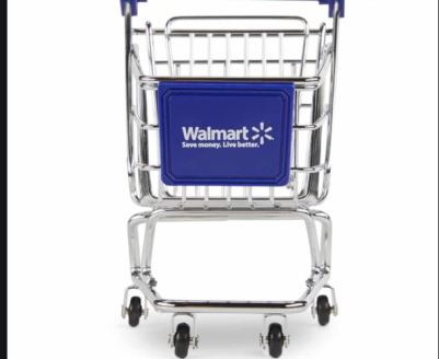 Walmart Cart  | How to Empty Walmart Cart - Order