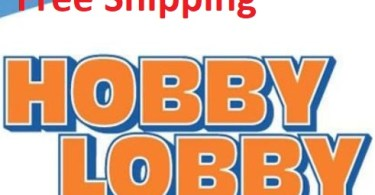 Free Shipping Hobby Lobby - Save even more with free shipping Hobby Lobby and fuel your creativity, even more, shopping at the Hobby Lobby stores.