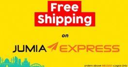 Free Shipping Jumia   Enjoy Jumia Free Shipping