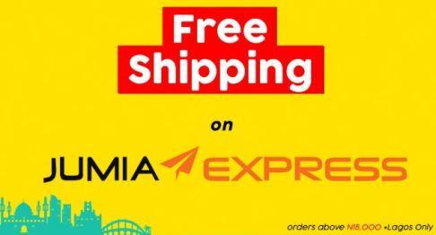 Free Shipping Jumia | Enjoy Jumia Free Shipping