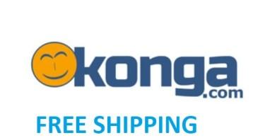 Free Shipping Konga - Sign Up | Buy Online | Konga Online Shopping