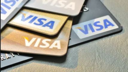 How To Activate A Visa Credit Card - Via Banks Mobile App