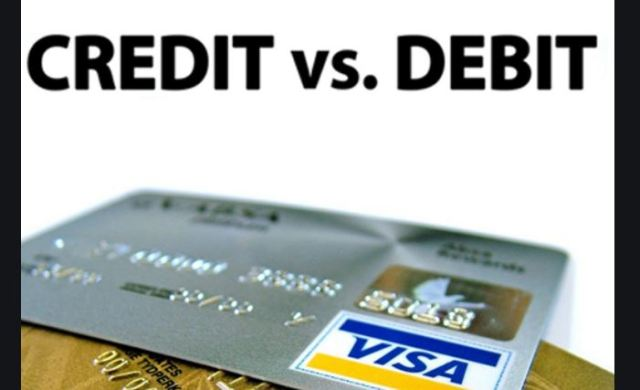 How To Use A Credit Card As A Debit Card - Credit Cards vs. Debit Cards