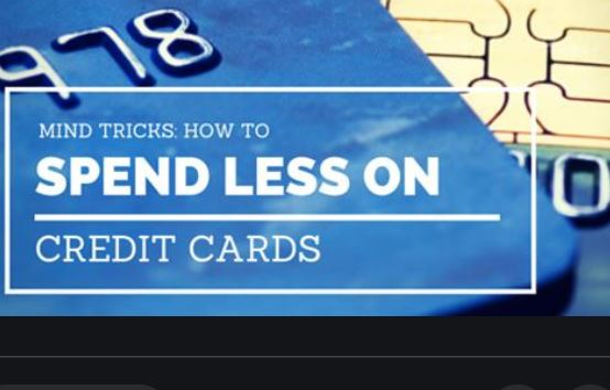 How To Use A Credit Card Less Wisely