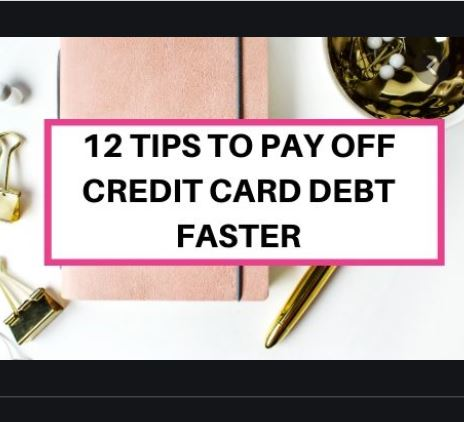How To Pay Credit Card Debt