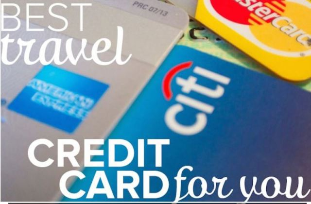 best credit card for first class travel
