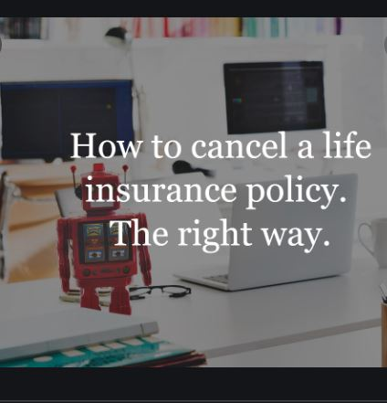 how-to-cancel-life-insurance-policy