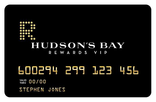 Hudson's Bay MasterCard