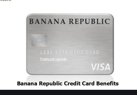 Banana Republic Credit Card Apply