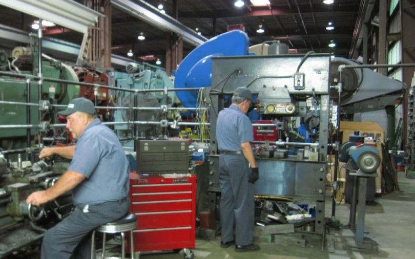 Kempler Industries Used Machinery