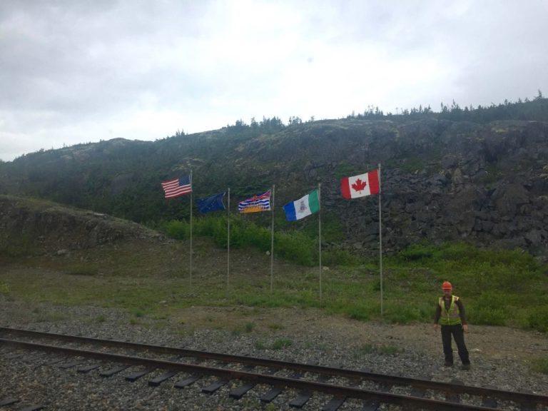 White Pass Yukon Railway