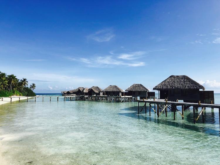 Conrad Maldives Superior Water Villas