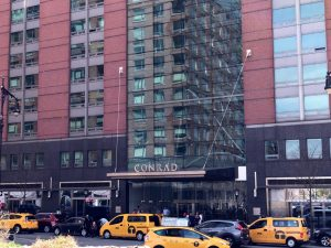 Hotel Review: Conrad New York