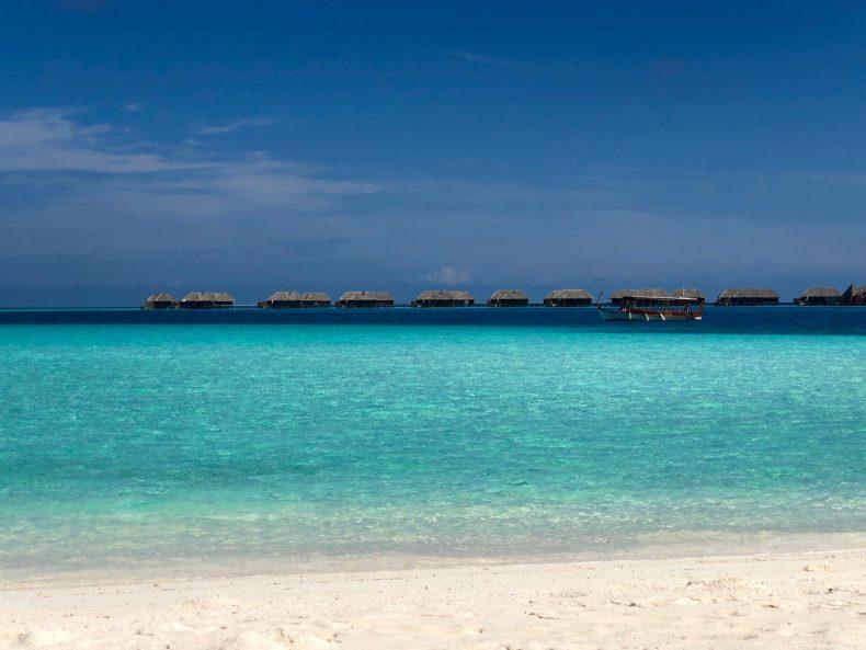 Conrad Maldives Boat