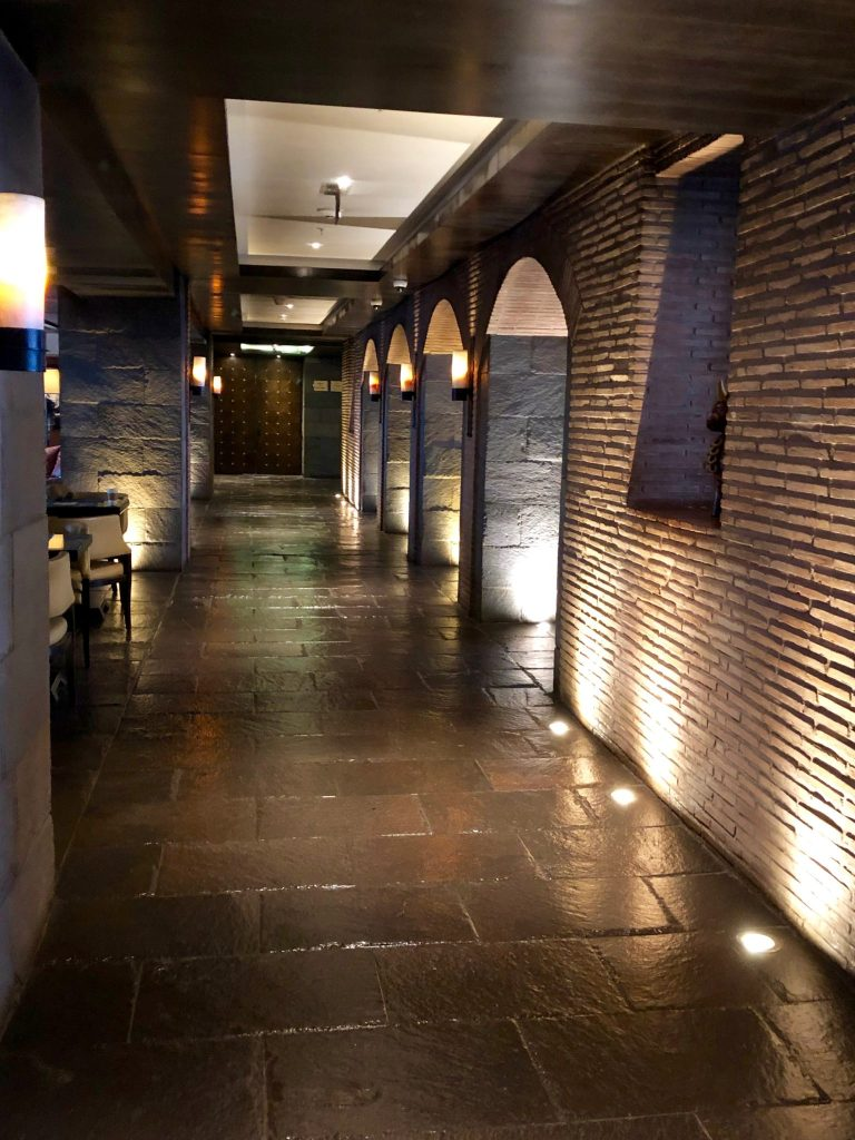 JW Marriott Cusco elevators