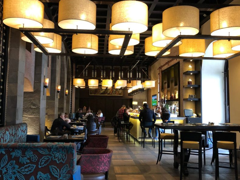 Qespi Restaurant and Bar at the JW Marriott Cusco