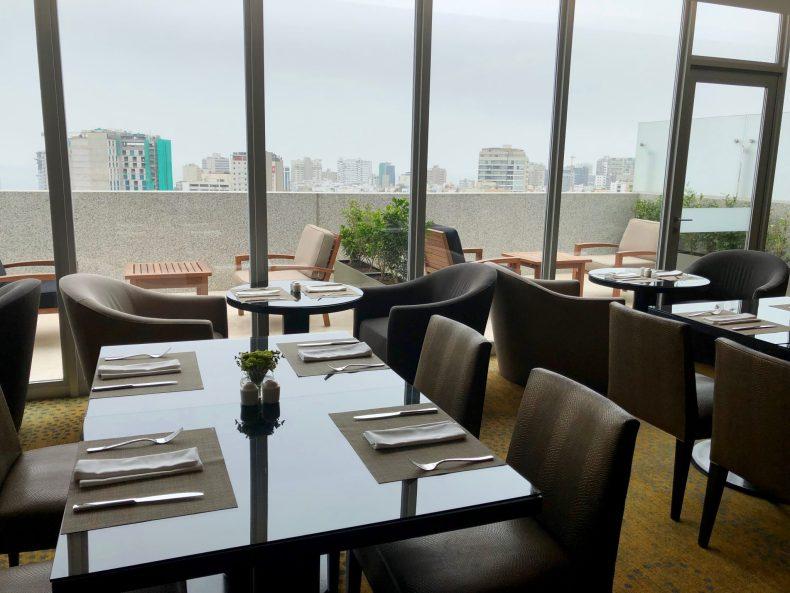 Hilton Lima Miraflores Executive Lounge
