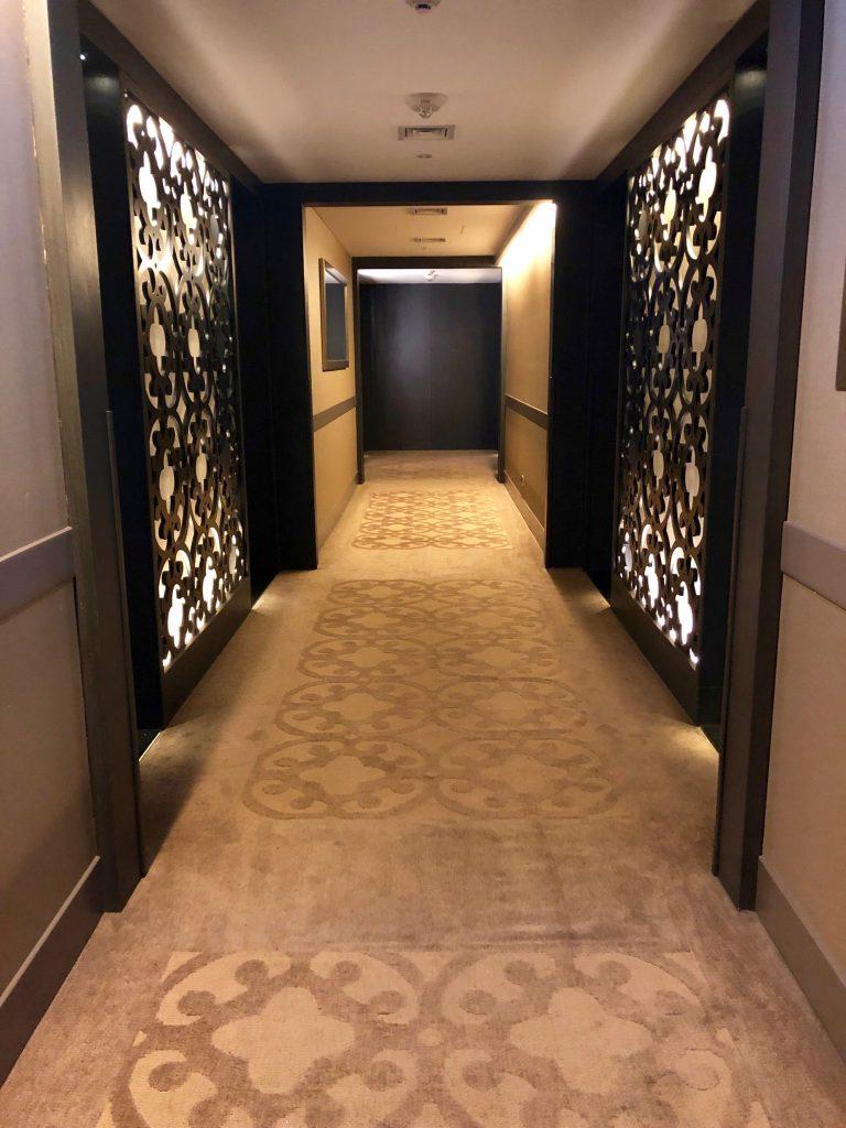 Hilton Lima Miraflores Hallway