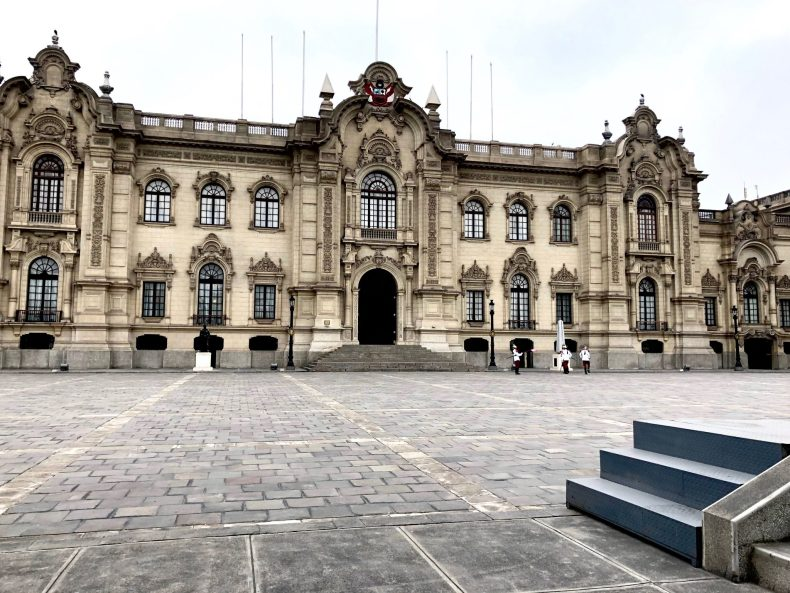 Presidential Palace Lima