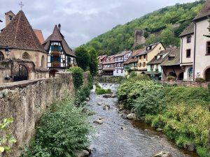 Nine Day France Itinerary: Alsace, Paris, and Normandy