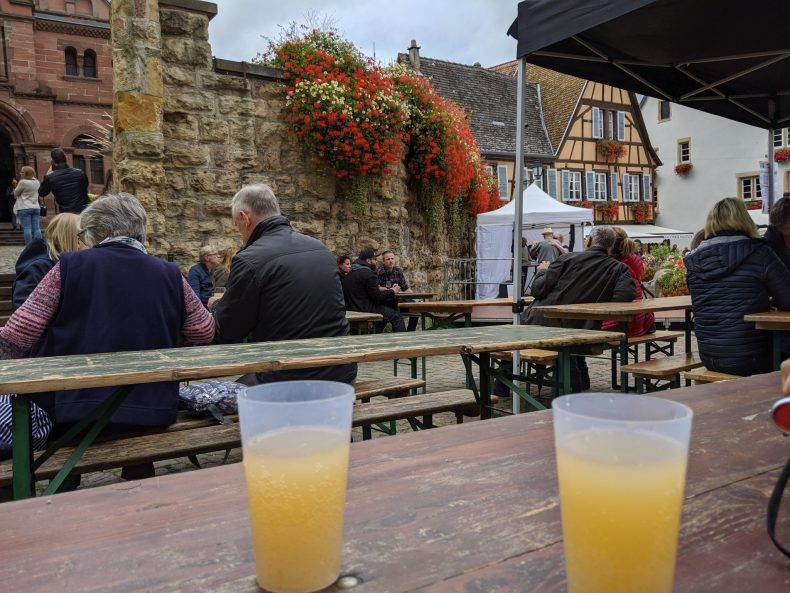 Eguisheim New Wine Festival
