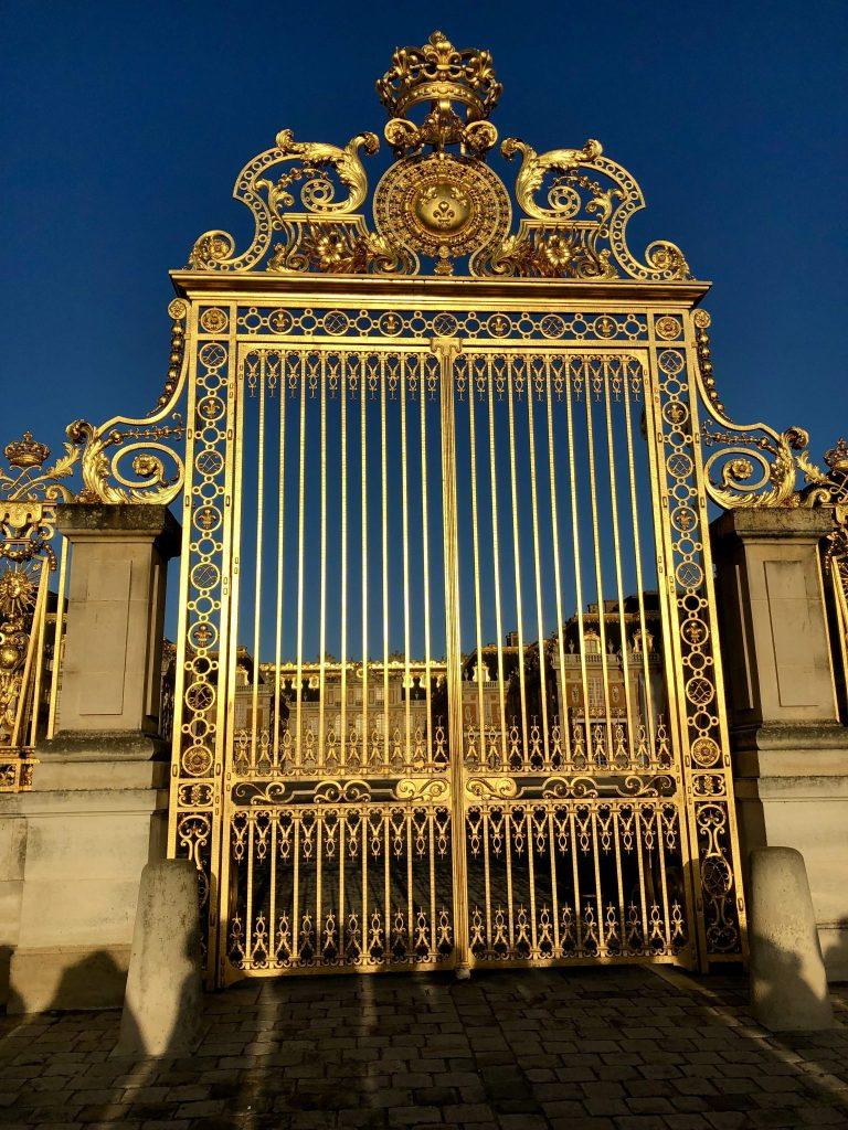 Golden Gate at Versailles