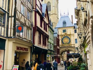 A Quick Afternoon in Rouen, France