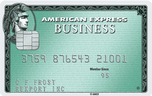 Amex Business Green