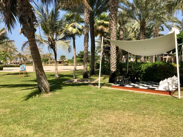 Ritz-Carlton Dubai Outdoor Activities