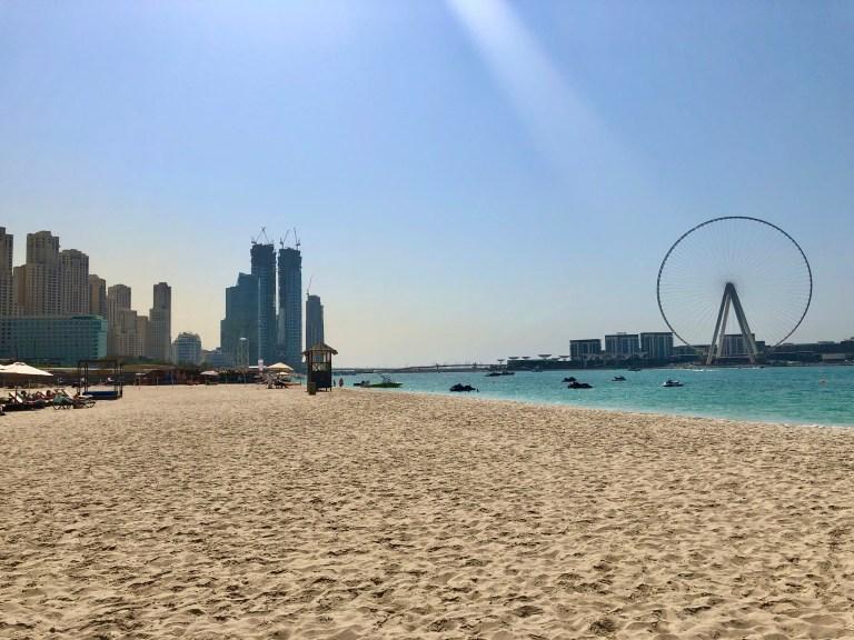 Ritz-Carlton Dubai Beach