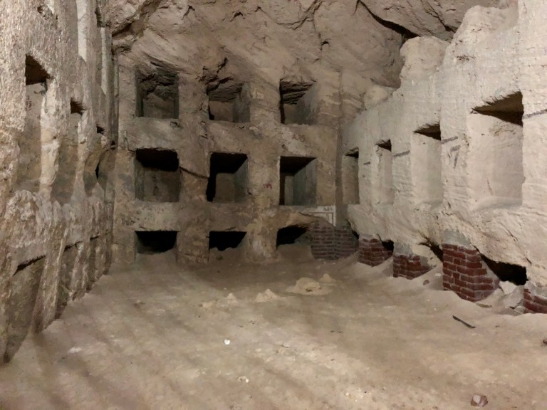 Catacomb of Kom El-Shoqafa