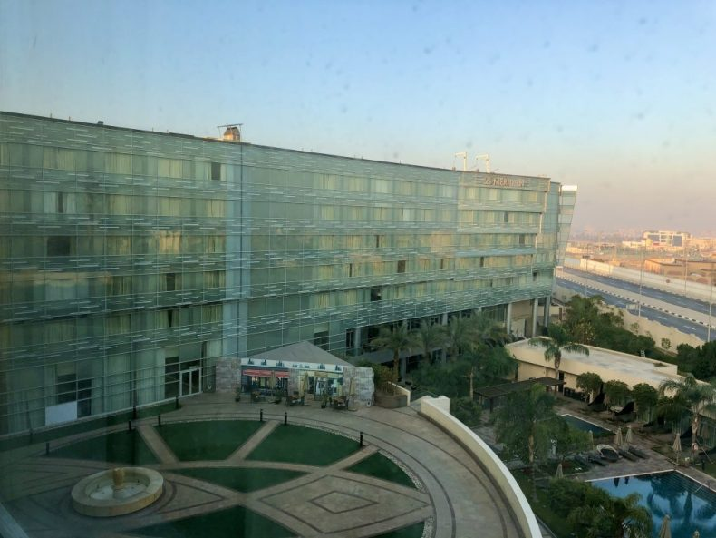 Le Meridien Cairo Airport Exterior