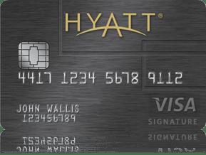 hyatt credit card logo
