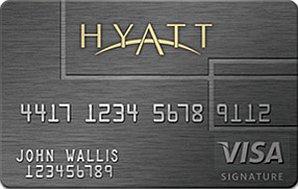 Chase Hyatt Credit Card