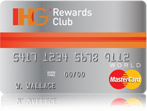 Chase IHG Credit Card
