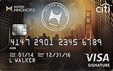Hilton HHonors Credit Card