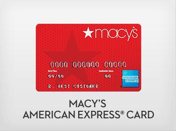 Macys American Express Credit Card