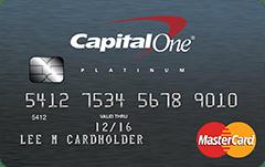 capital-one-platinum-mastercard