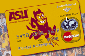 Arizona State University Credit Card