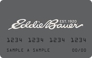 Eddie Bauer Credit Card