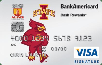 Iowa State University Credit Card